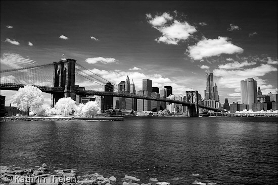 Brooklyn Bridge s/w