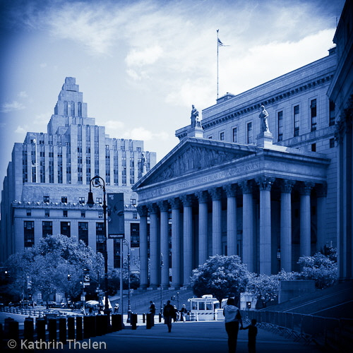 New York Conuty Courthouse 1